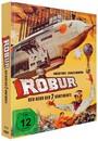 Robur - Der Herr Der Dieben Kontinente - Cover B - Blu-Ray Disc + DVD Mediabook