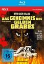 Das Geheimnis Des Gelben Grabes - Blu-Ray Disc - Remastered Pidax Filmklassiker