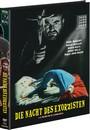 Die Nacht Des Exorzisten - Cover B - Blu-Ray Disc + DVD Mediabook