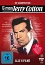 Jerry Cotton - Die Gesamtedition: Alle 8 Filme - 9 DVDs + CD Soundtrack - Filmjuwelen