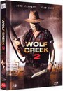 Wolf Creek 2 - Cover A - Blu-Ray Disc + DVD - Uncut Limited Mediabook