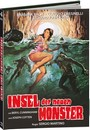 Insel Der Neuen Monster * - Blu-Ray Disc Mediabook - Deutsches Plakat