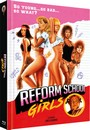 Reform School Girls * - Cover B - Blu-Ray Disc + DVD Mediabook