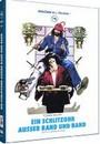 Ein Schlitzohr Ausser Rand Und Band - Cover A - Blu-Ray Disc + DVD Mediabook