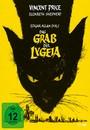Das Grab Der Lygeia - Cover A - Blu-Ray Disc + DVD Mediabook