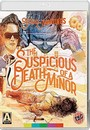 The Suspicious Death Of A Minor - Blu-Ray Disc + DVD Combo