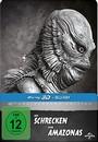 Der Schrecken Vom Amazonas - 3D + 2D Blu-Ray Disc - Limited Steelbook