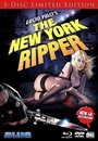 The New York Ripper - Blu-Ray Disc + DVD + CD Soundtrack - 4K Limited Edition