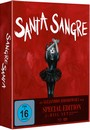 Santa Sangre - Blu-Ray Disc + 3 DVDs + CD Sountrack - 5 Disc Special Edition
