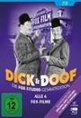 Dick und Doof - Die Fox-Studio-Gesamtedition (Alle 6 Fox-Filme) - Blu-Ray Disc Filmjuwelen